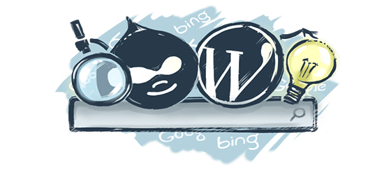 Wordpress vs Drupal SEO