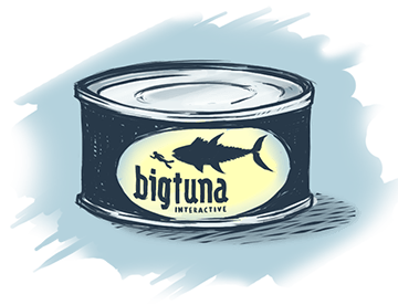Bigtuna Interactive Can